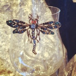 Crystal Dragonfly